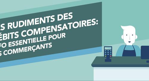 Les Rudiments Des Debits Compensatoires: Info Essentielle Pour Les Commercants [infographie]