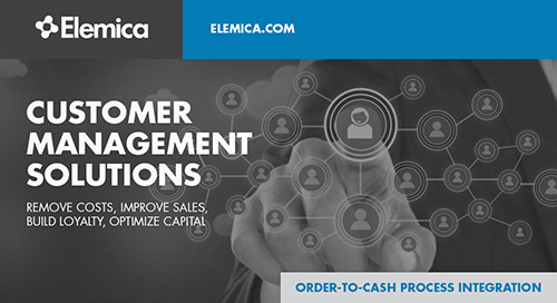 Elemica Customer Management Solution