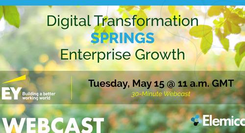 Digital Transformation Springs Enterprise Growth