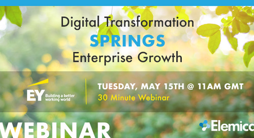 Digital Transformation Springs Enterprise Growth