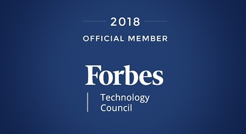 Elemica CTO Rich Katz Named to Forbes Technology Council