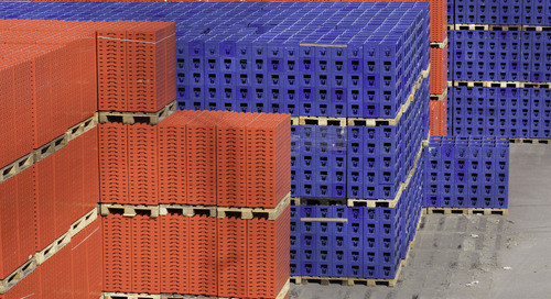 Pallets & Foldable Containers Sourcing, Pooling & Financing Round Table