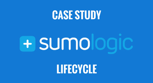 How Sumo Logic Increased First-Touch Pipeline 45% With Lifecycle Model