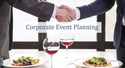 Tips and Tricks for Corporate Events in 2018