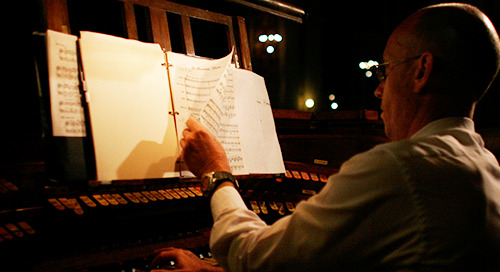 Planning Church Music After Easter