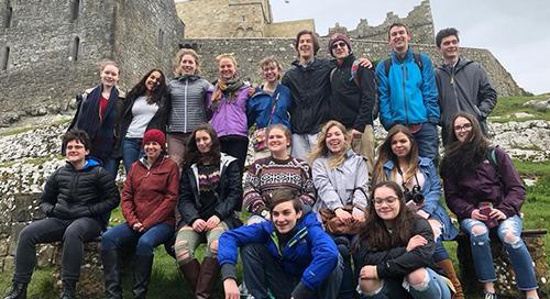 Performance Tour Spotlight: Saratoga Springs High School Fiddle Club's Trip to Ireland