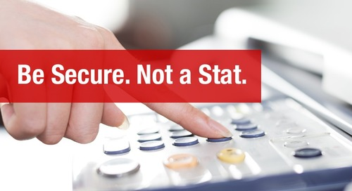 The Stats are Staggering When Security is at Risk