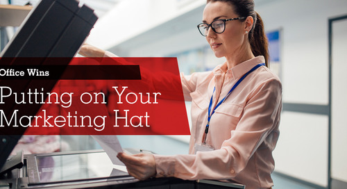 Putting on Your Marketing Hat
