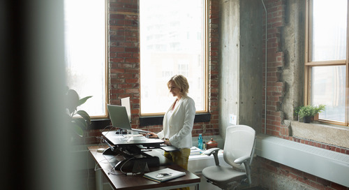 6 Ways to Stay Healthy and Productive at Work
