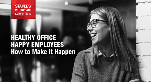 Healthy Office, Healthy Employees: How to Make It Happen