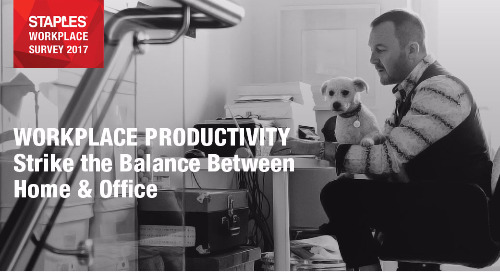 Workplace Productivity: Strike the Balance Between Home and Office