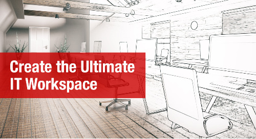 """Give Your IT Workspace the """"It"""" Factor"""