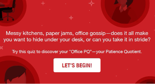 Quiz: How Patient Are You in the Office?