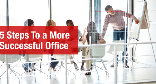 5 Ideas For Inspiring a More Successful Office