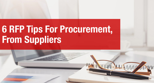 Making Your RFP Process a Supplier's Dream