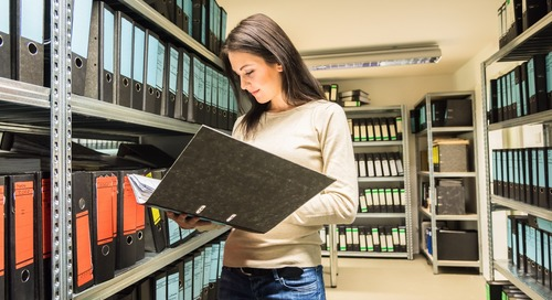 Are You Managing Document Storage Properly?