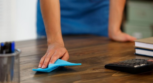 How to Make Office Cleaning a Companywide Habit