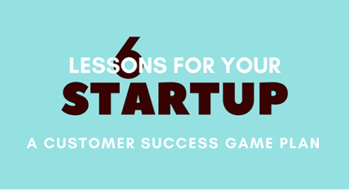 [Infographic] 6 Lessons For Your Startup
