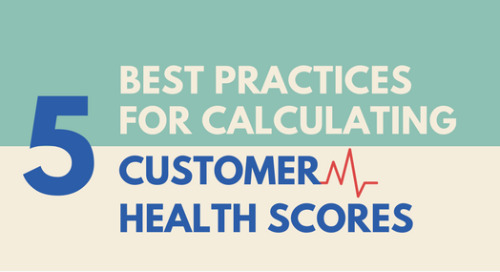 [Infographic] 5 Tips to Calculate Your Customer Health Scores