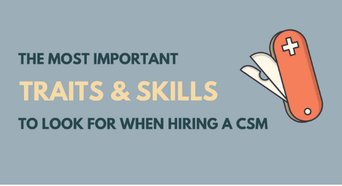 The Most Important Traits & Skills To Look For When Hiring a Customer Success Manager