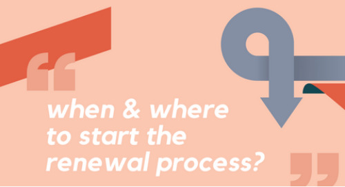 When & Where To Start The Renewal Process?