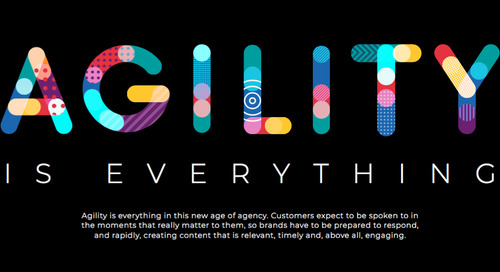 Agility is Everything: 9 Rules for Producing Agile Creative