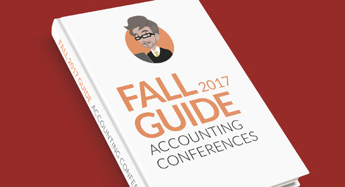 Fall 2017 Guide to Accounting Conferences (North America)