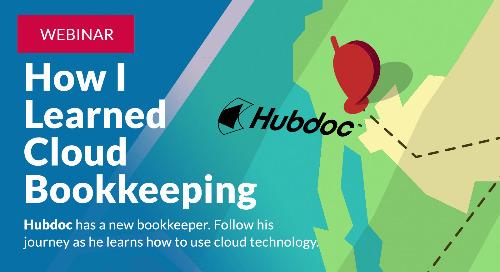 How I Learned Cloud Bookkeeping [Webinar]