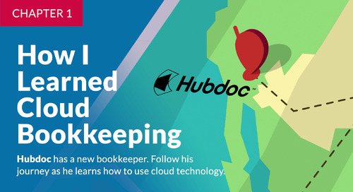 How I Learned Cloud Bookkeeping [Chapter 1]