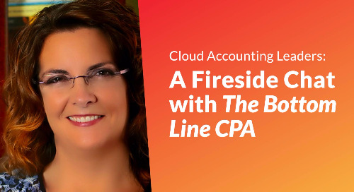 Cloud Accounting Leaders: A Fireside Chat with The Bottom Line