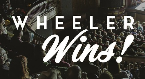 "Success Stories: Wheeler Opera House ""Wheeler Wins!"" Memberships"