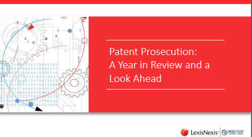 Webinar: Patent Prosecution: The Year in Review and a Look Ahead