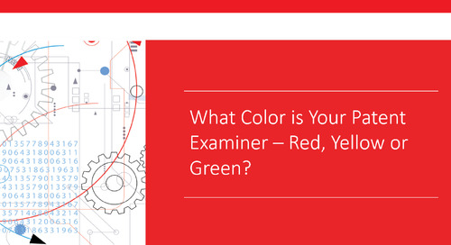 Webinar: What Color is Your Examiner - Red, Yellow or Green?
