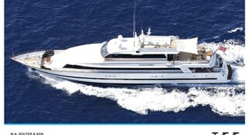 D'Angleterre II for charter