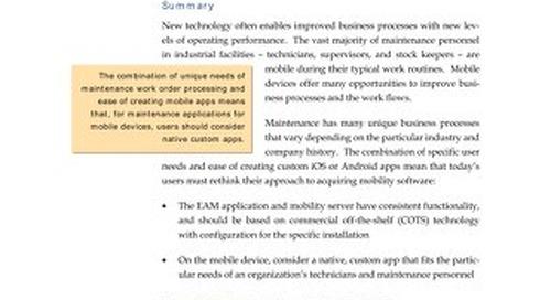 ARC Advisory White Paper