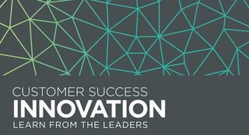 Customer Success Innovation