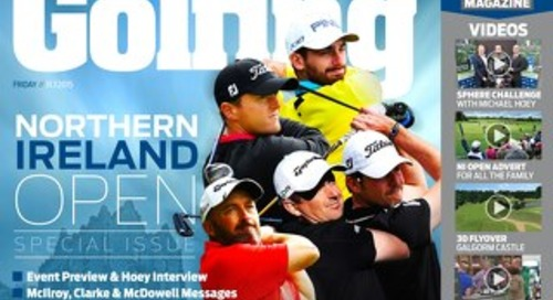 Northern Ireland Open 2015 – Special Issue