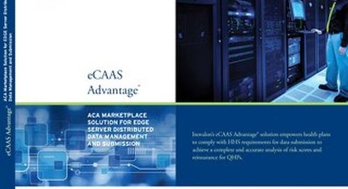 eCAAS Advantage for commercial ACA