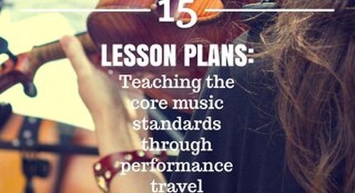 Ebook 15 Lesson Plans