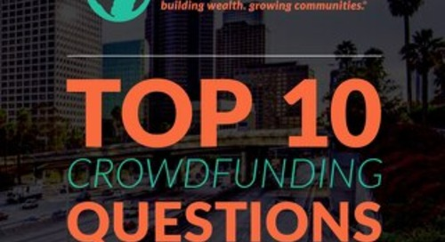 The Top 10 Crowdfunding Questions