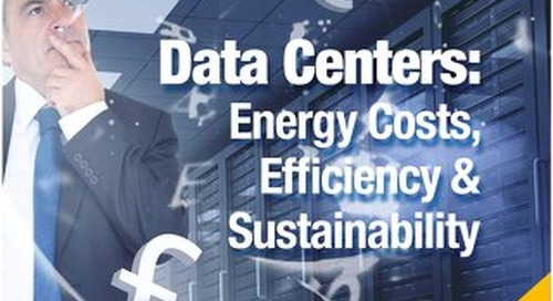 Data Center Journal: 8 Ways to Cut Data Center Energy Costs