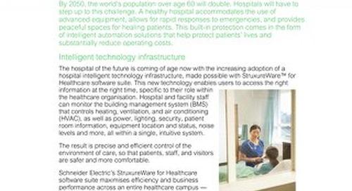 Schneider Electric Healthcare: Building a Smarter Hospital