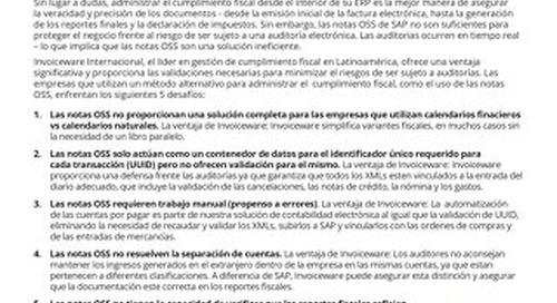 Reportes Fiscales en Mexico