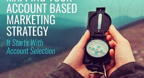 Mapping Your Account Based Marketing Strategy