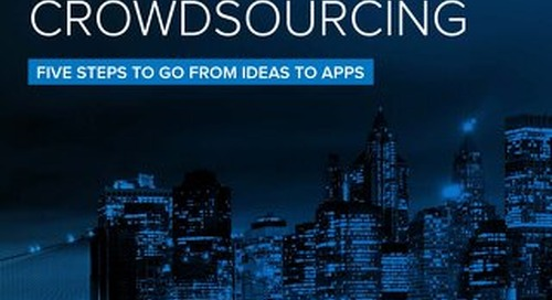 Innovating at Scale with Crowdsourcing: 5 Steps to Go From Ideas to Apps