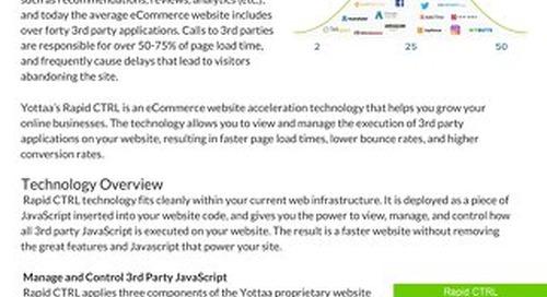 Data Sheet: Rapid Data Sheet Technology Overview