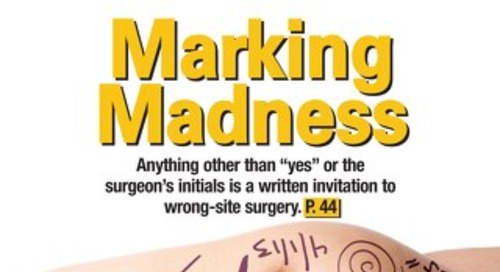 Marking Madness - April 2013 - Subscribe