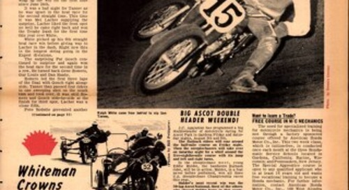 Cycle News 1966 08 04