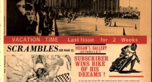 Cycle News 1966 12 22