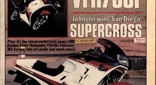 Cycle News 1986 02 19